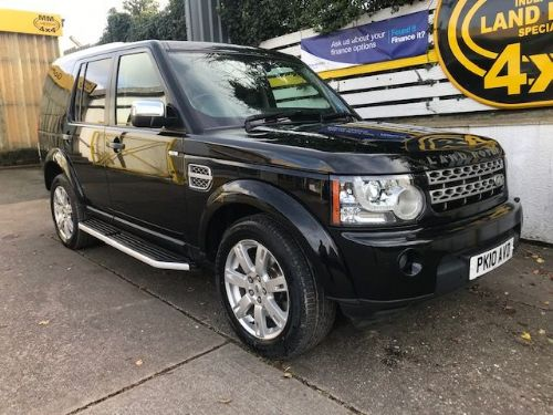 ***SOLD***Discovery 4 SDV6 3.0 XS Auto 2010***SOLD***